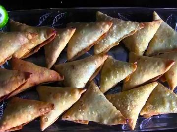 African Samosa Recipe for Christmas – African Slum Journal | YouTube