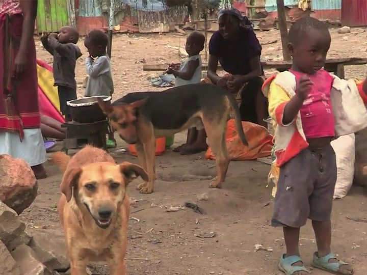 Restoring Dignity in Mathare Slums
