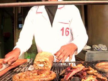 Mutura Kenyan Traditional Sausage – Street Food