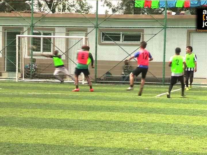 Soccer for Community Integration
