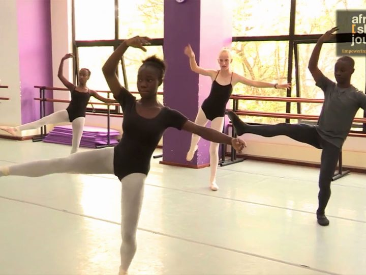 Dance Center Kenya and the Dance School in Kibera