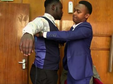 Roger Gitau is a leading fashion designer based in Nairobi, working with a Really Good(RG) brand that designs suits.