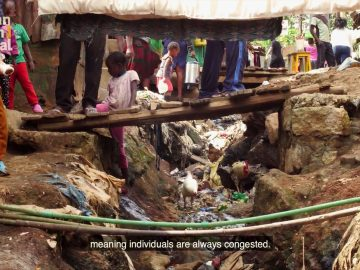 Living with Covid-19 in the Slum