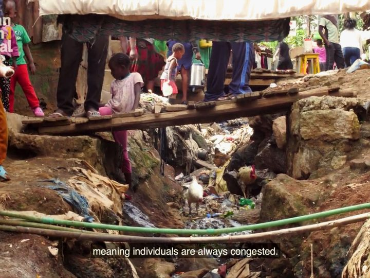 Impact of COVID-19 in Mathare Slums